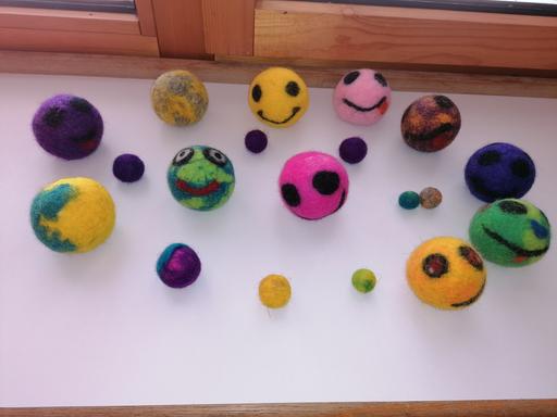 Smiley-Ball