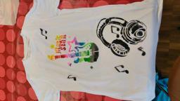 T-Shirt malen